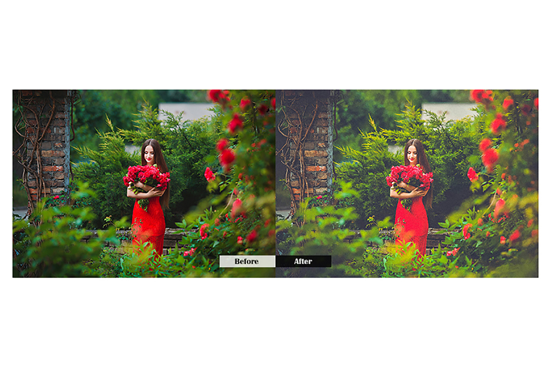 Creative Collection Lightroom Mobile Presets example image 2