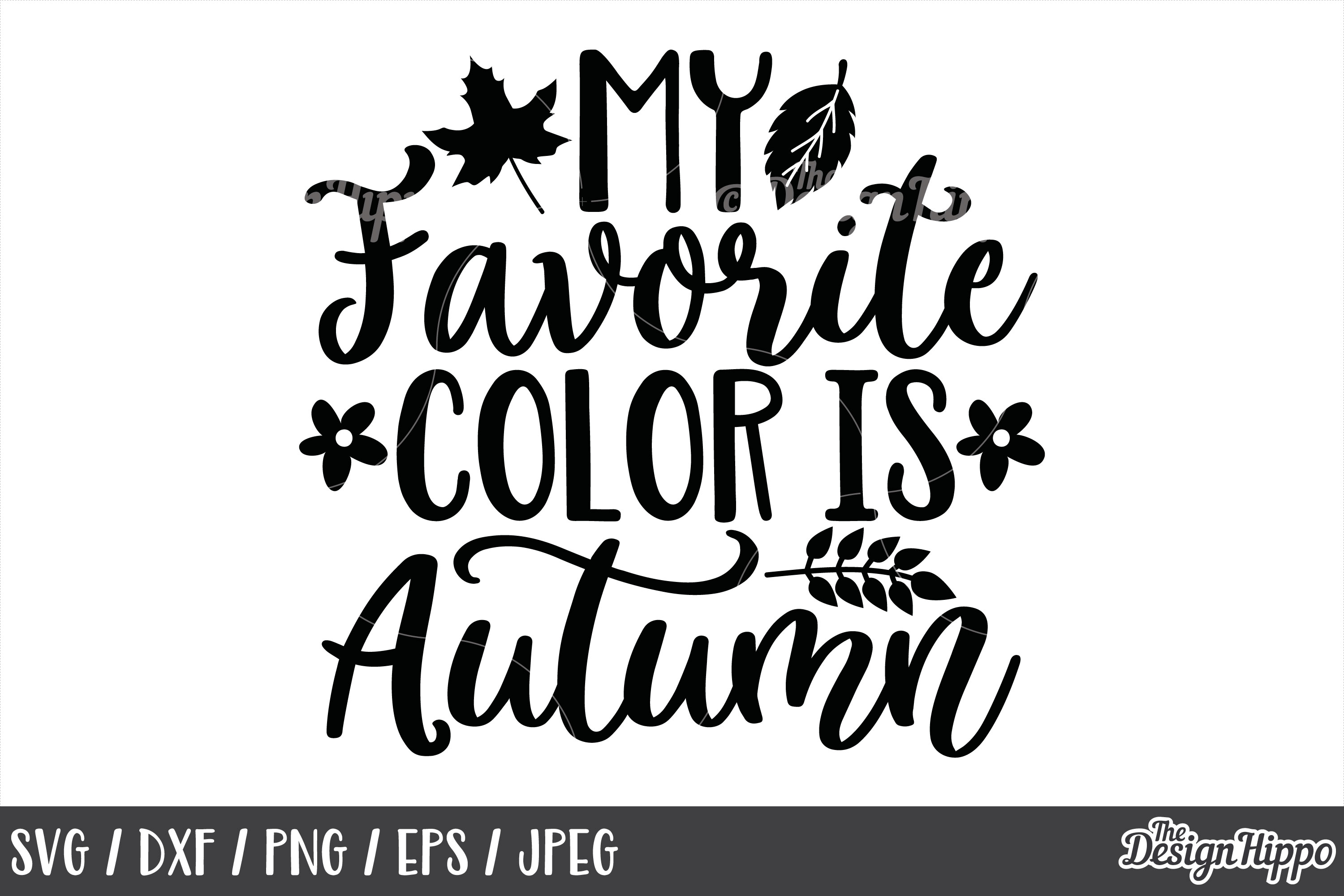 Fall SVG Bundle, Autumn, Fall, Pumpkin spice, Fall y'all SVG example image 10