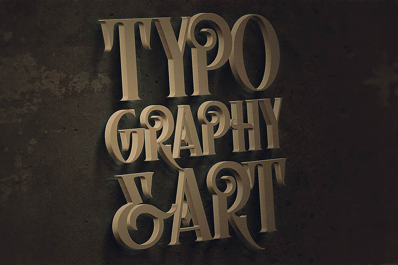 Nomos Typeface example image 2