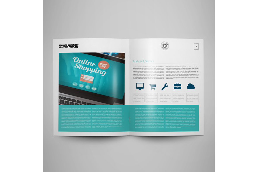 Branding Worksheet US Letter Template example image 6