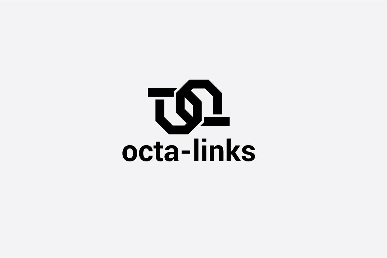 octa-links logo example image 4