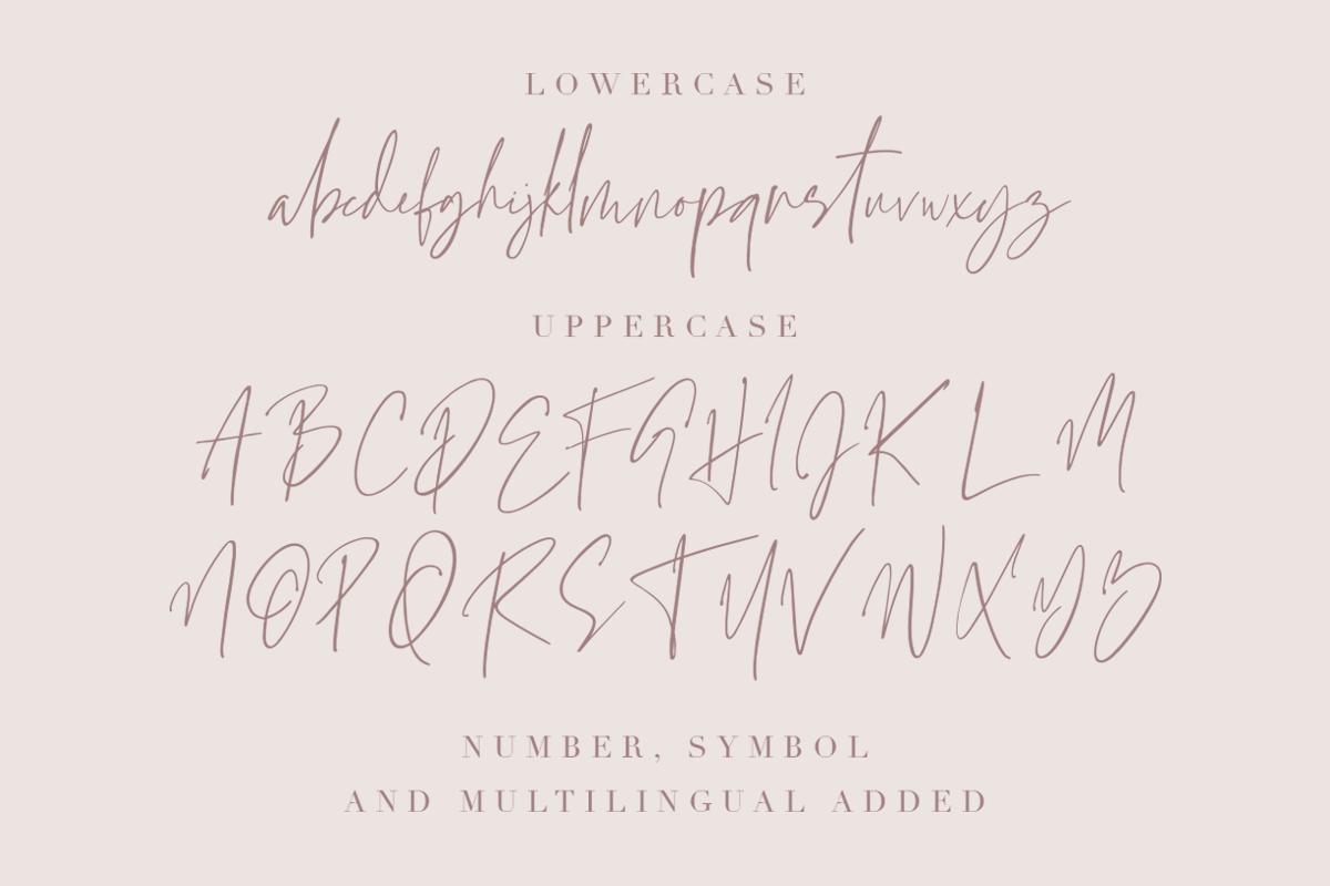 Grandiose - Stylish Signature Font example image 9