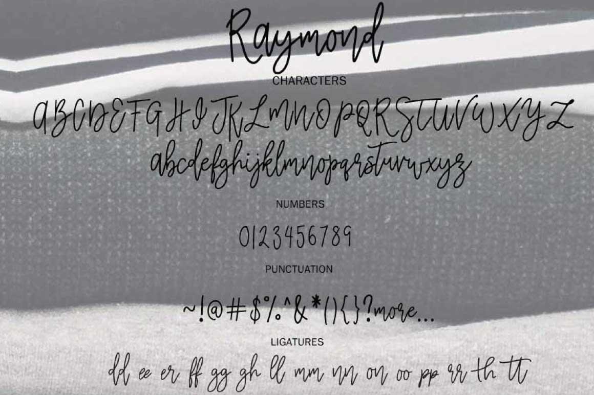 Raymond  example image 7