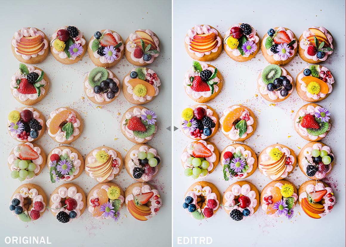 Food Blogger Lightroom Presets example image 2
