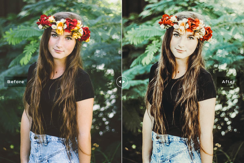 Flora Mobile & Desktop Lightroom Presets example image 6