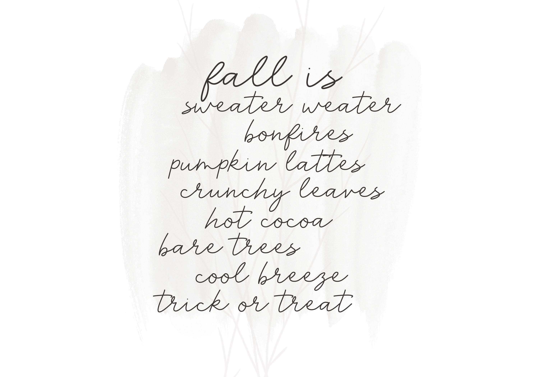 Harvest - A Handwritten Script Font example image 5