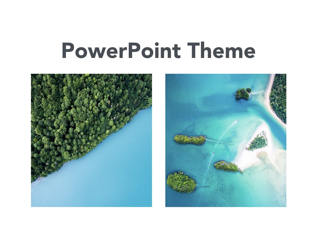 Avid Traveler PowerPoint Template example image 15