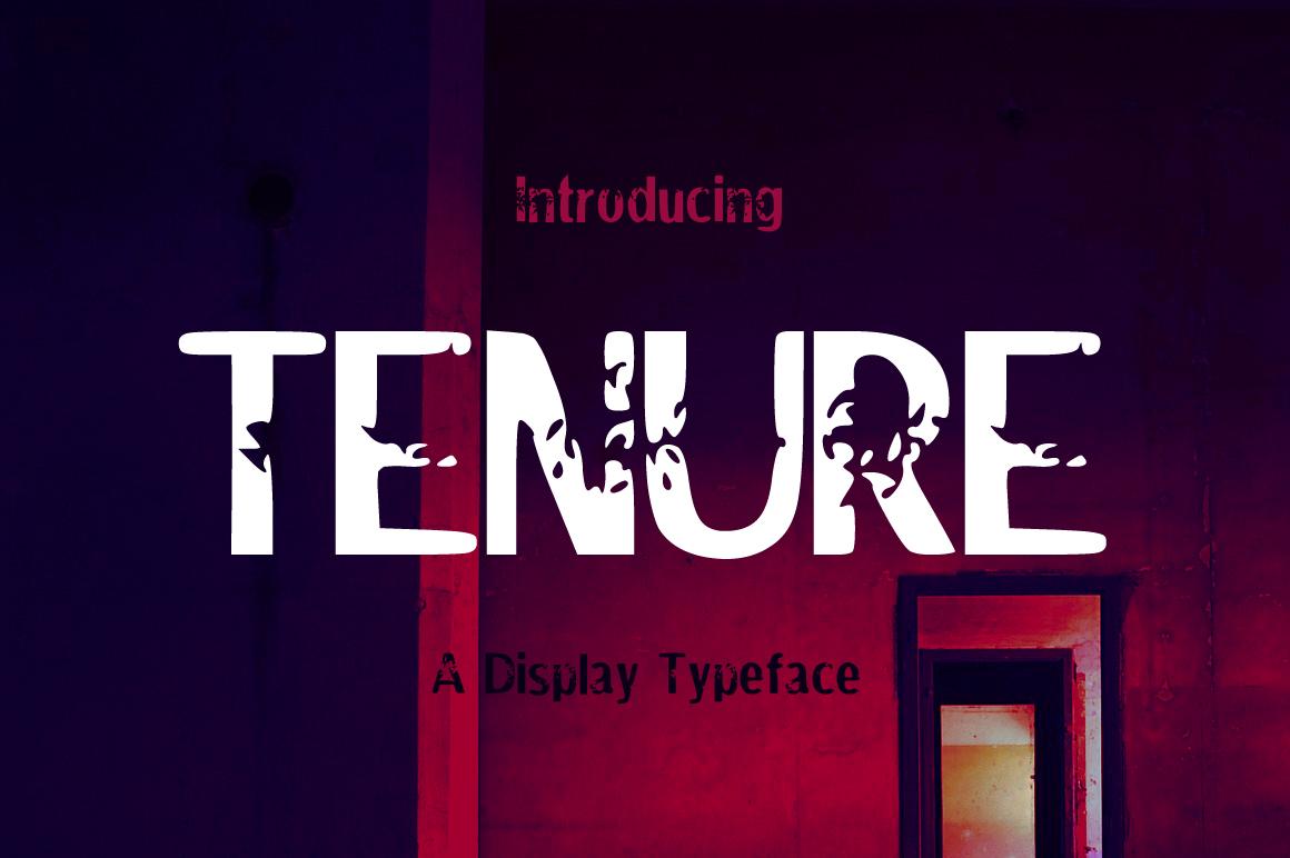 Tenure example image 1