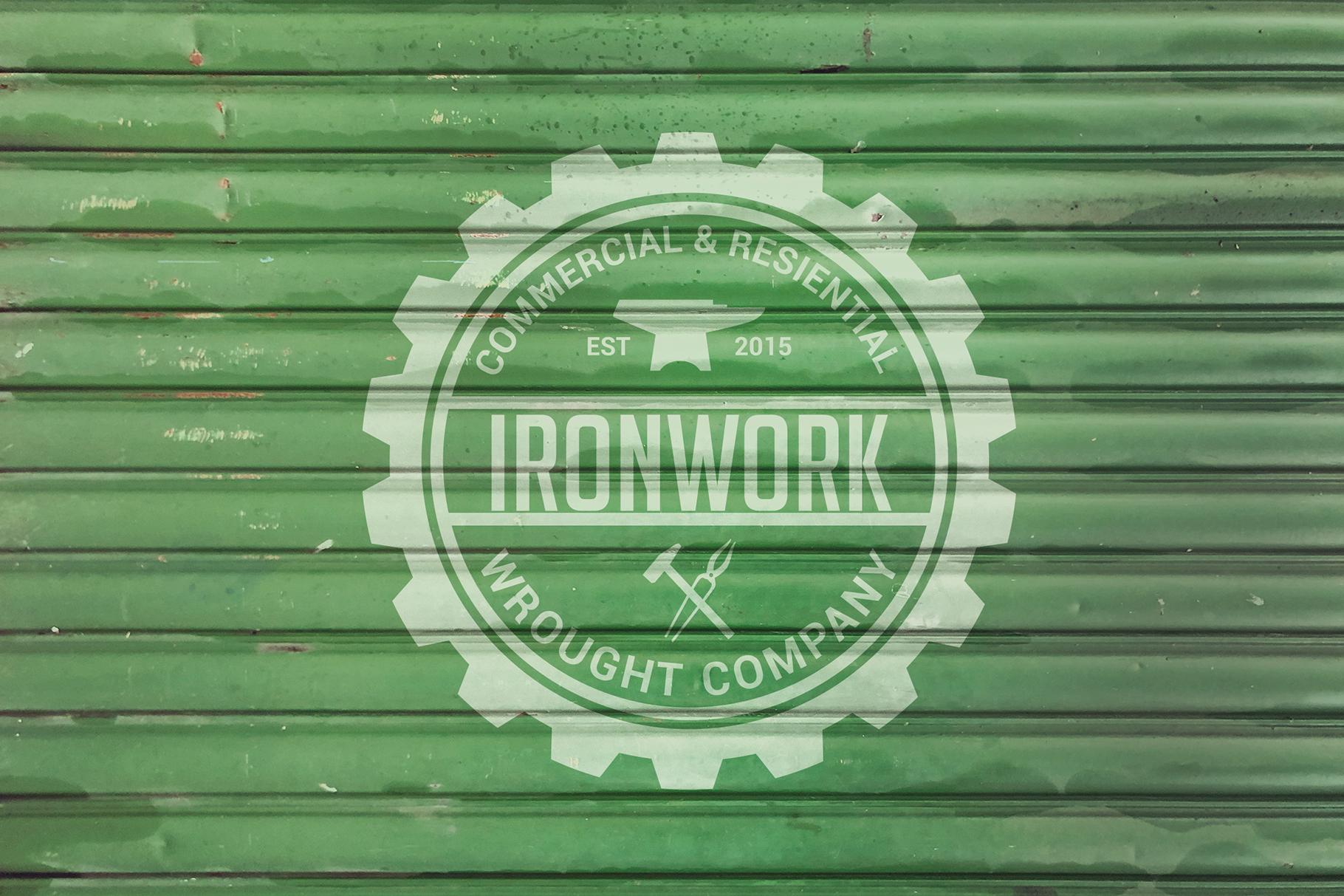 Garage Door Textures x10 example image 5