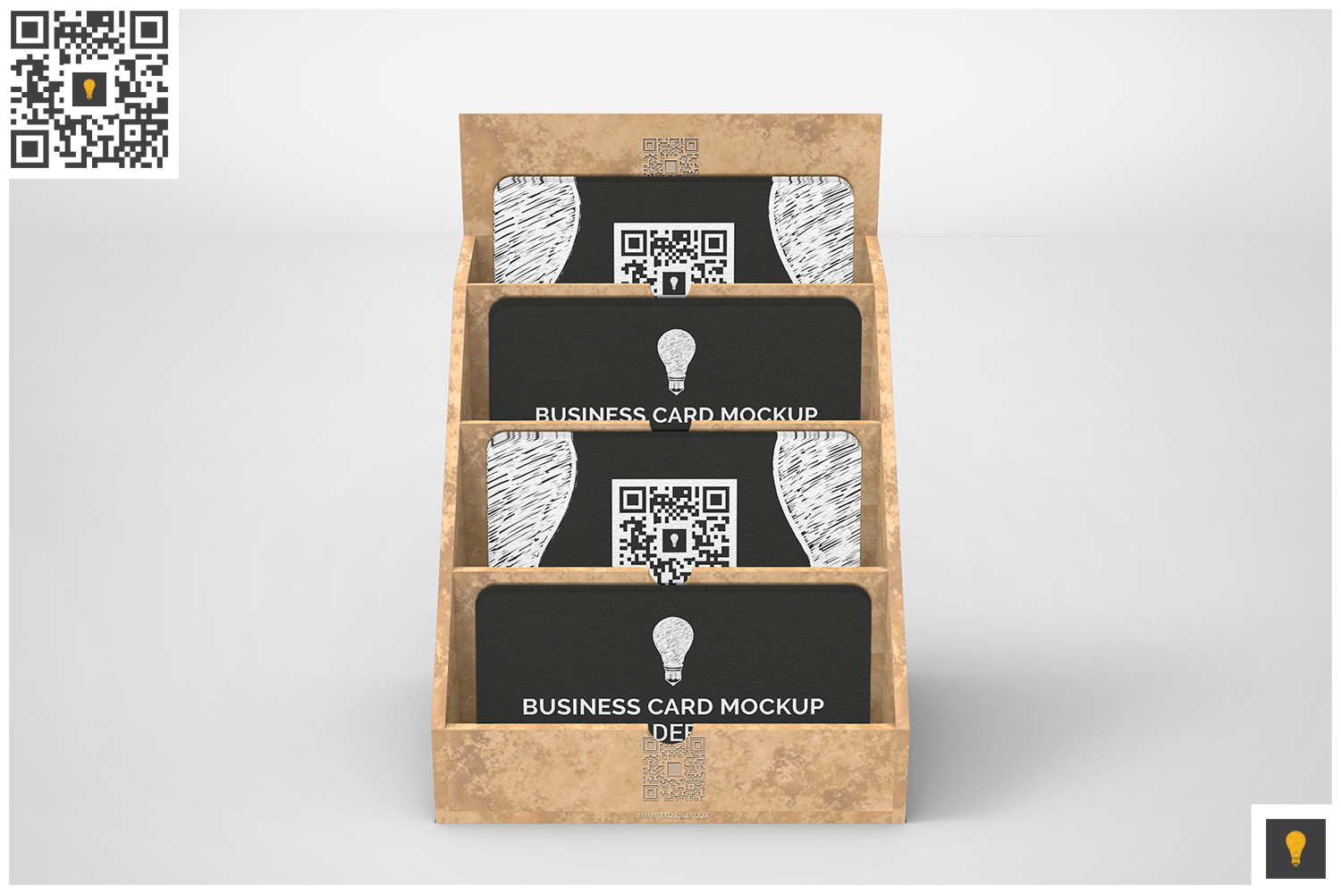Business Card Holder Mockup example image 6