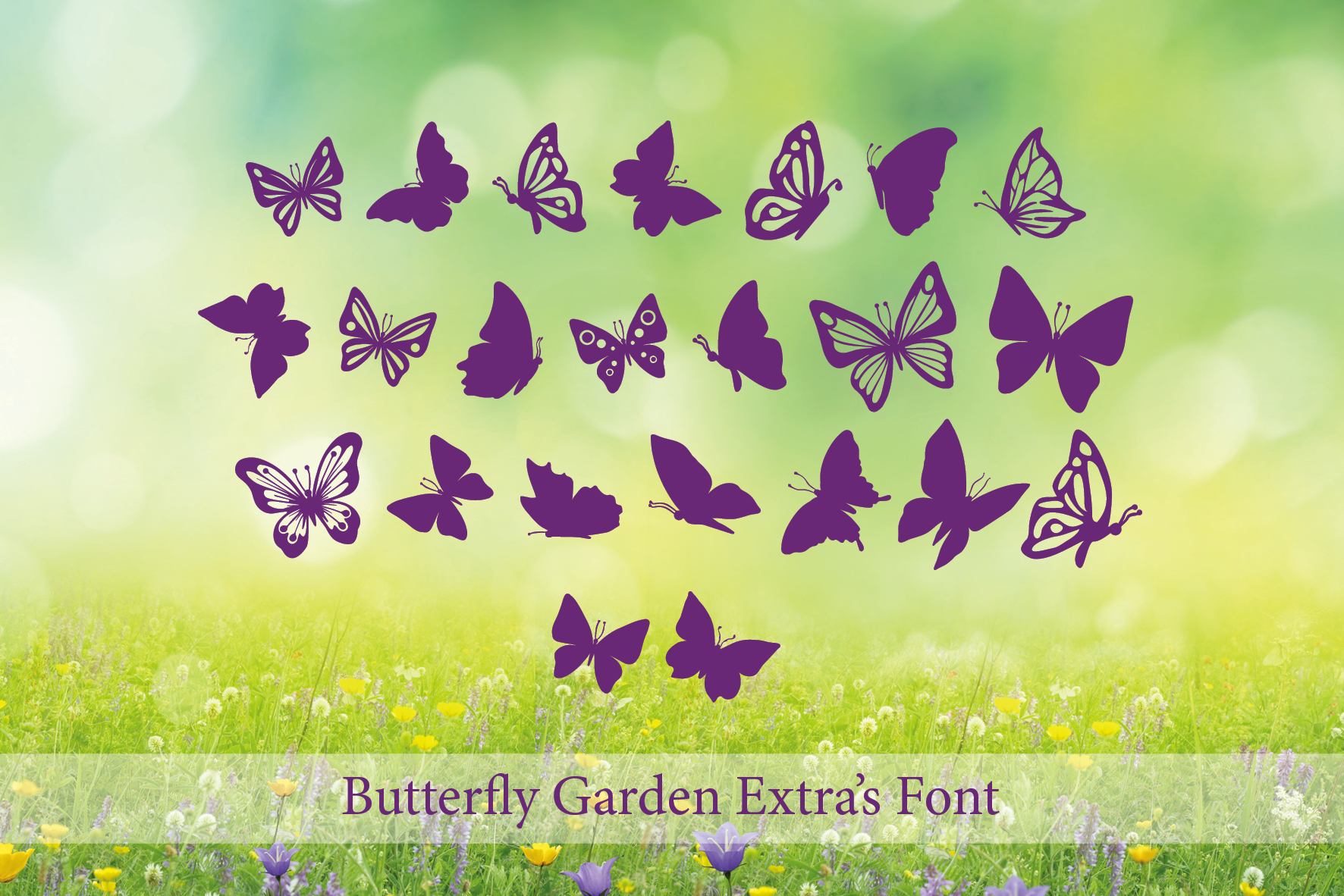 Butterfly Garden - Updated example image 5