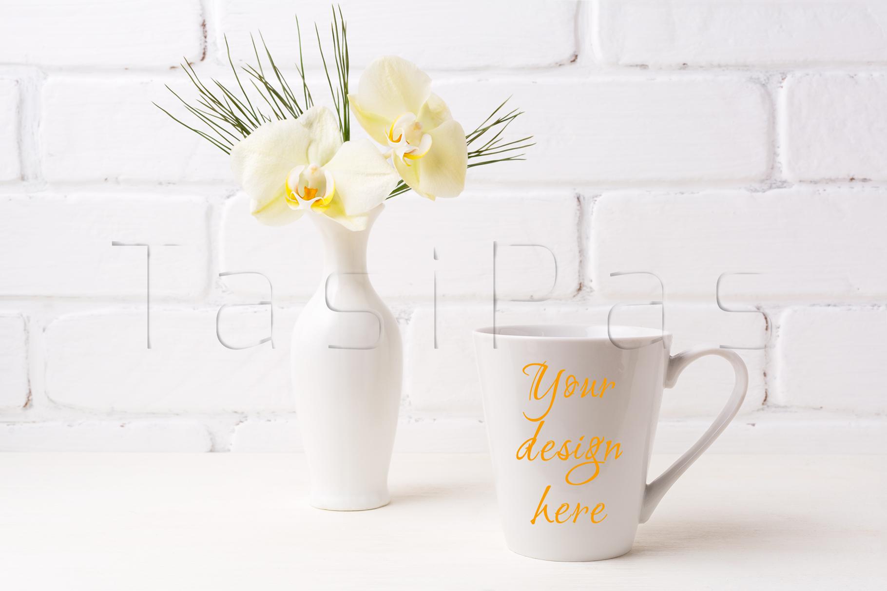 Coffee mug mockup bundle example image 11
