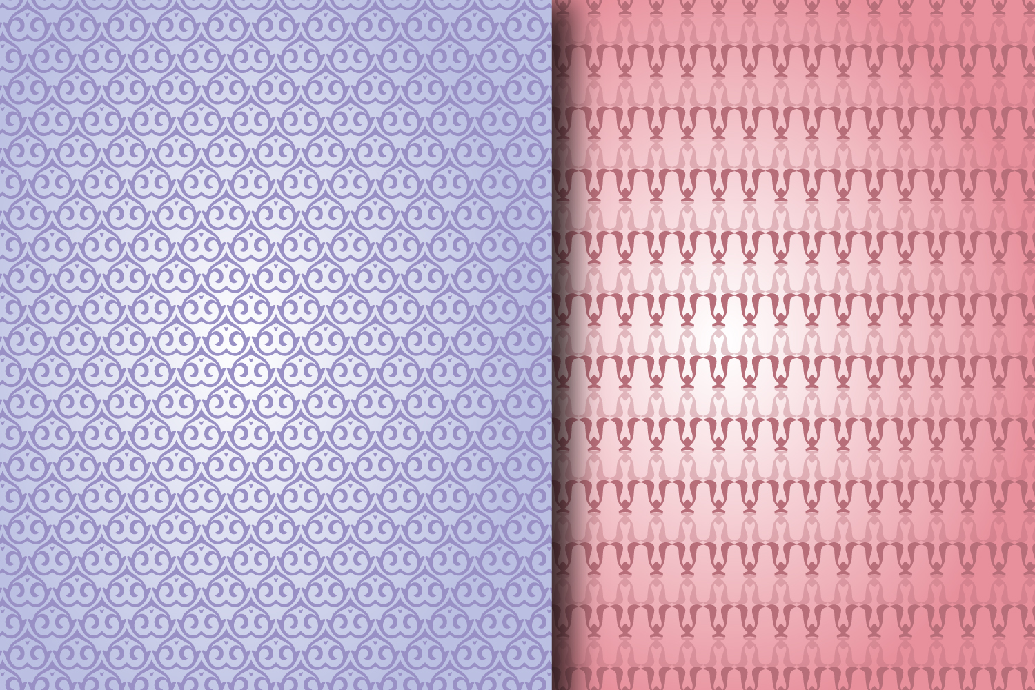ISLAMIC PATTERN DIGITAL PAPERS example image 3