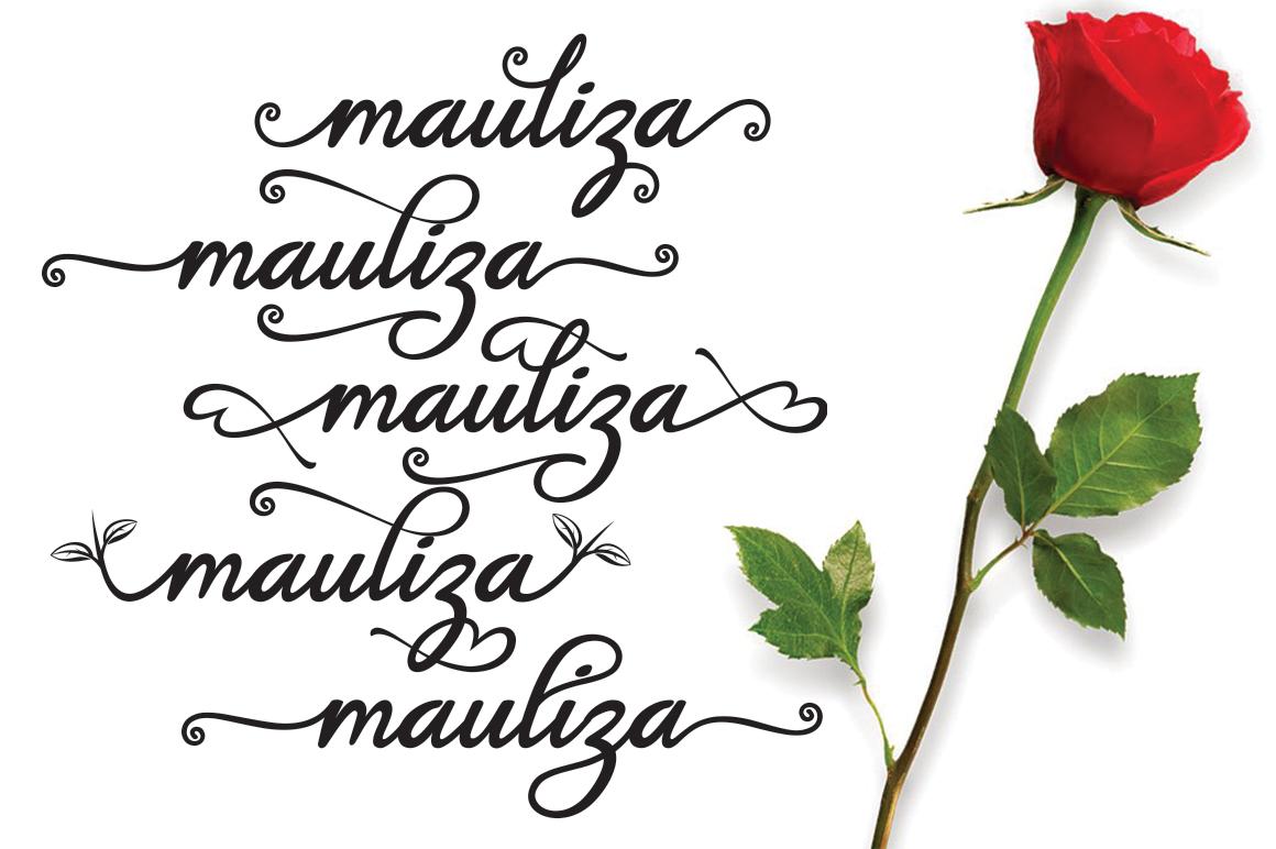 Hello Mauliza script example image 2