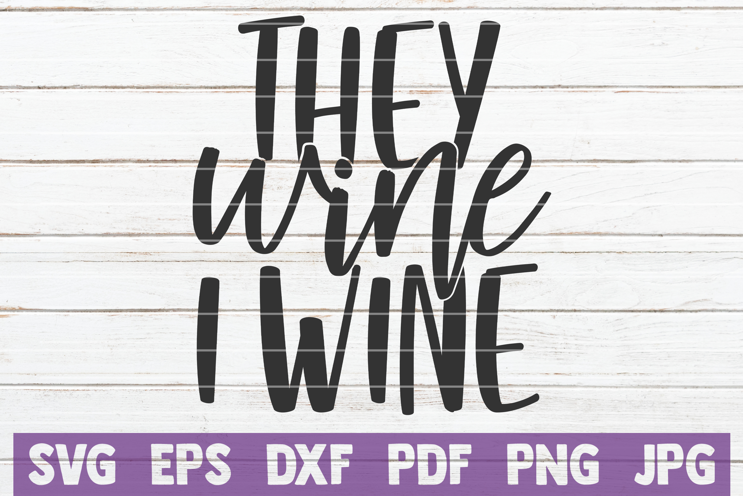 Wine Sayings Vector Bundle   SVG Cut Files example image 18