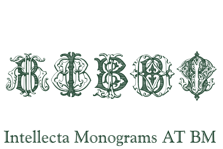 IntellectaMonograms AT BM example image 7