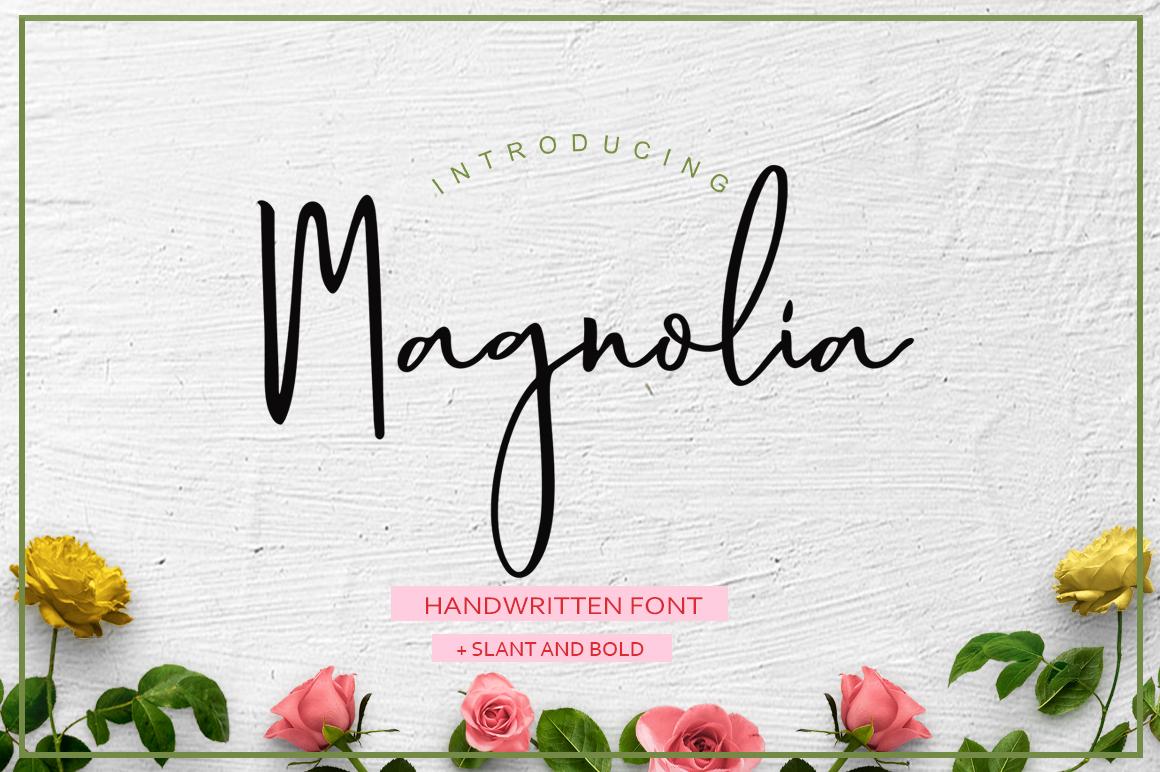 Magnolia example image 1