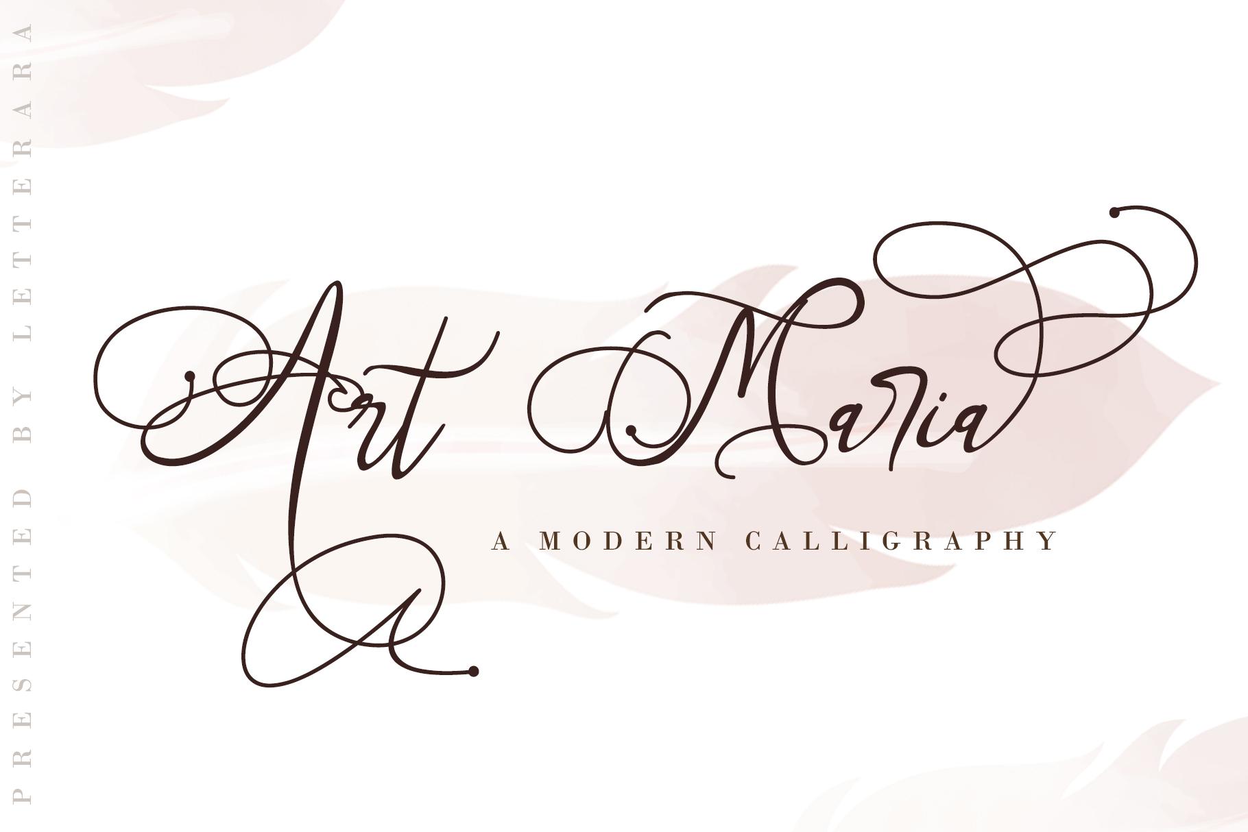 Art Maria example image 1