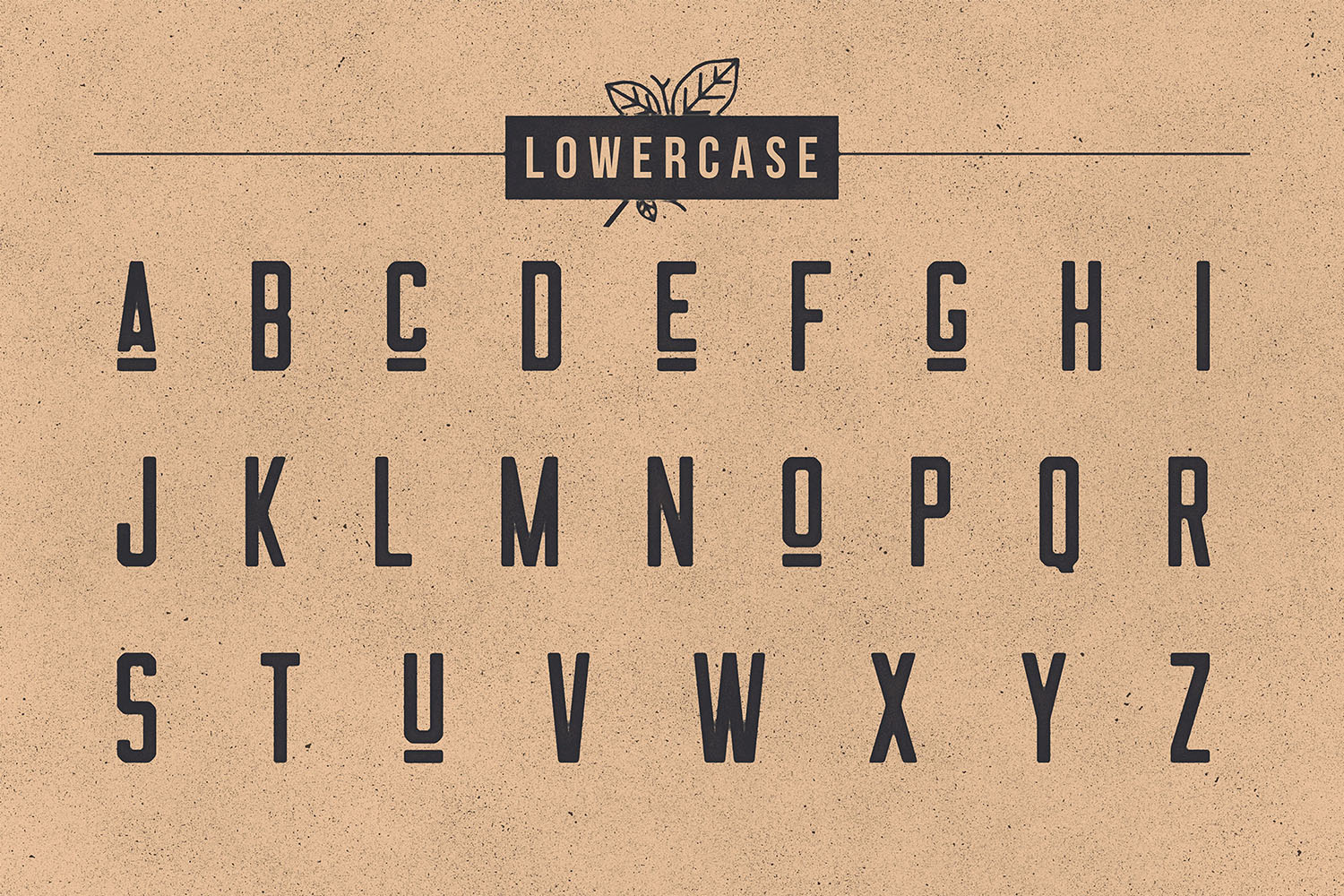 Nomads -The Farmer Original Typeface example image 10