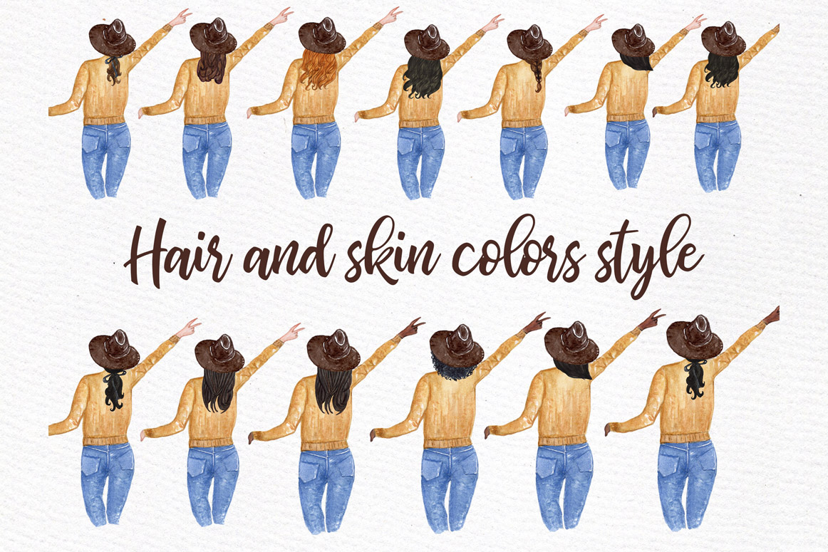 Best Friends Clipart, SOUL SISTERS CLIPART, Bff clipart example image 2