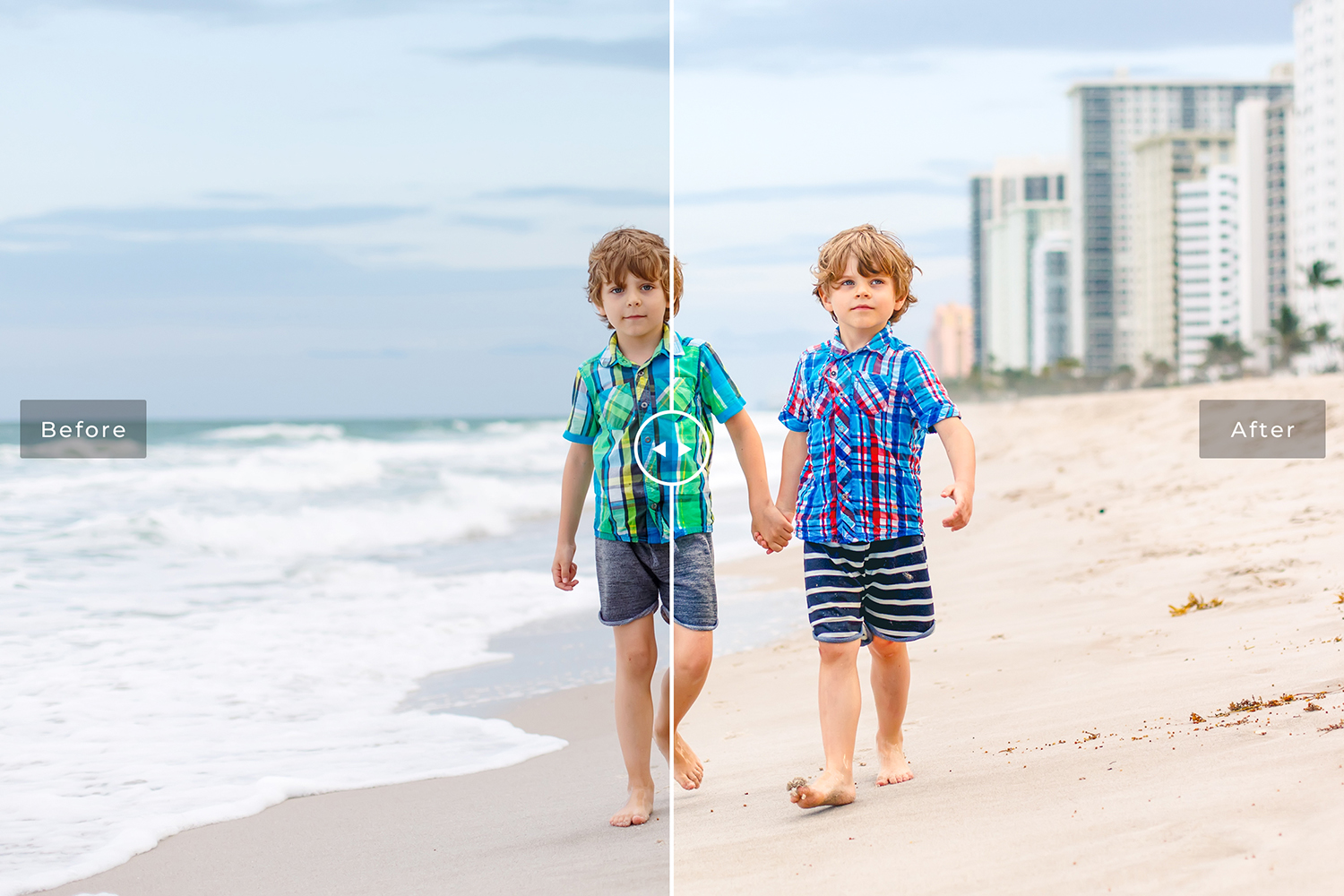 Beach Collection Lightroom Presets example image 10