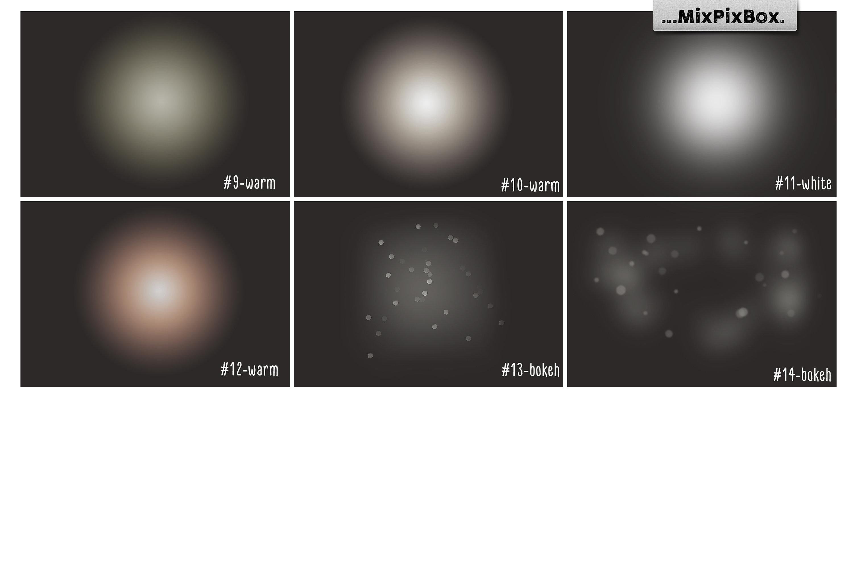 Extra Light Photo Overlays example image 6