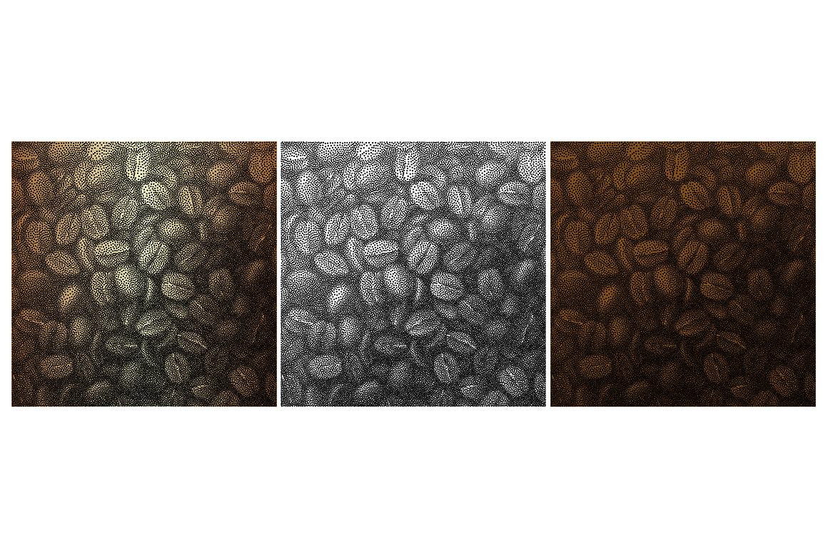 Coffee vector set. example image 4