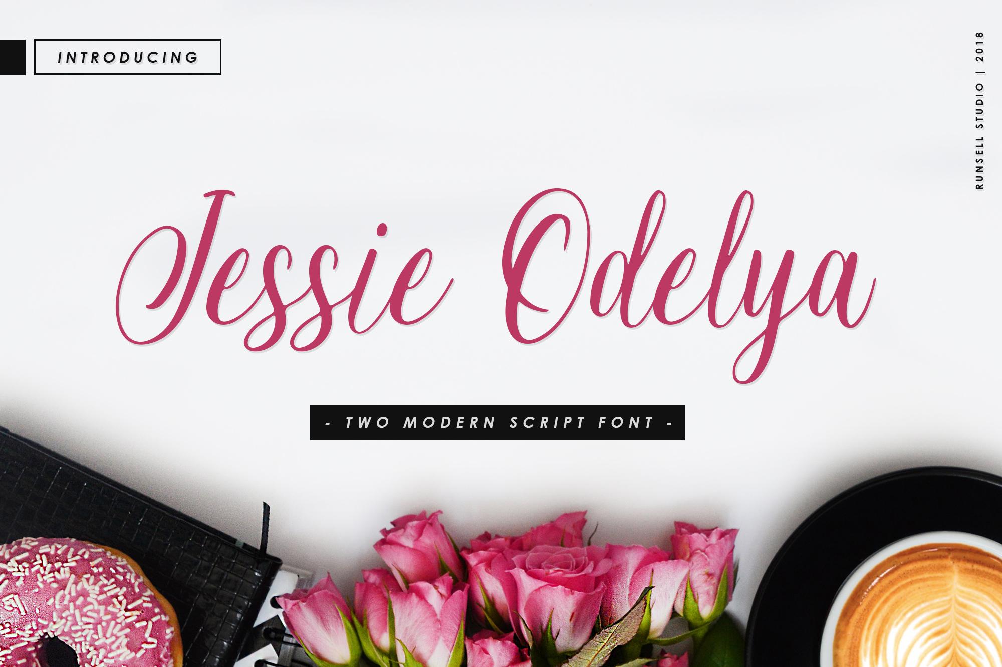 Jessie Odelya example image 1
