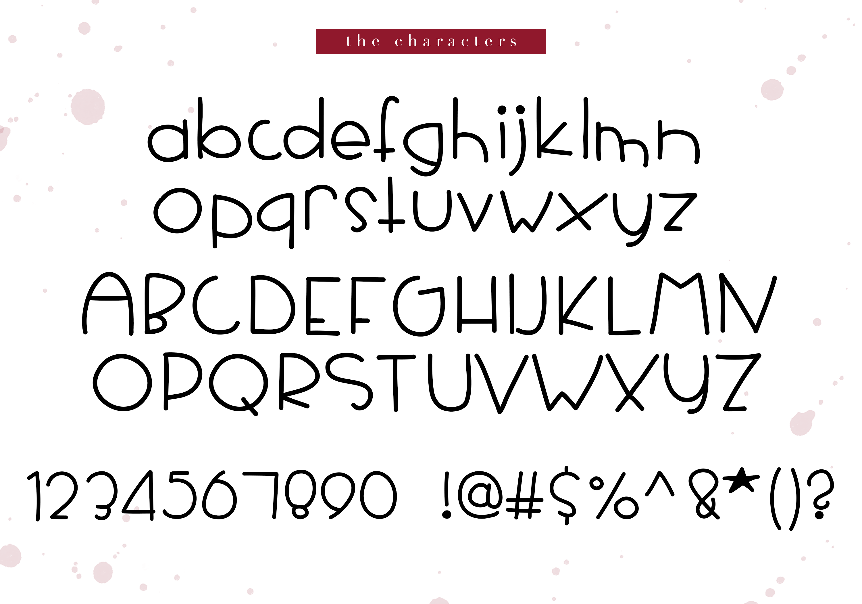 Cheesecake - A Sweet Handwritten Font example image 5