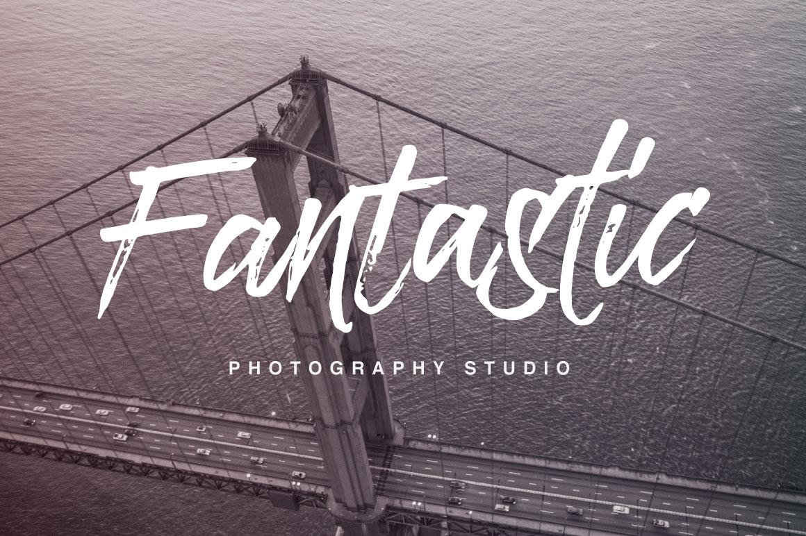 Paradise Typeface example image 8