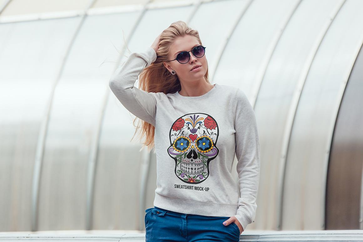 Sweatshirt Mock-Up Vol. 1 example image 5