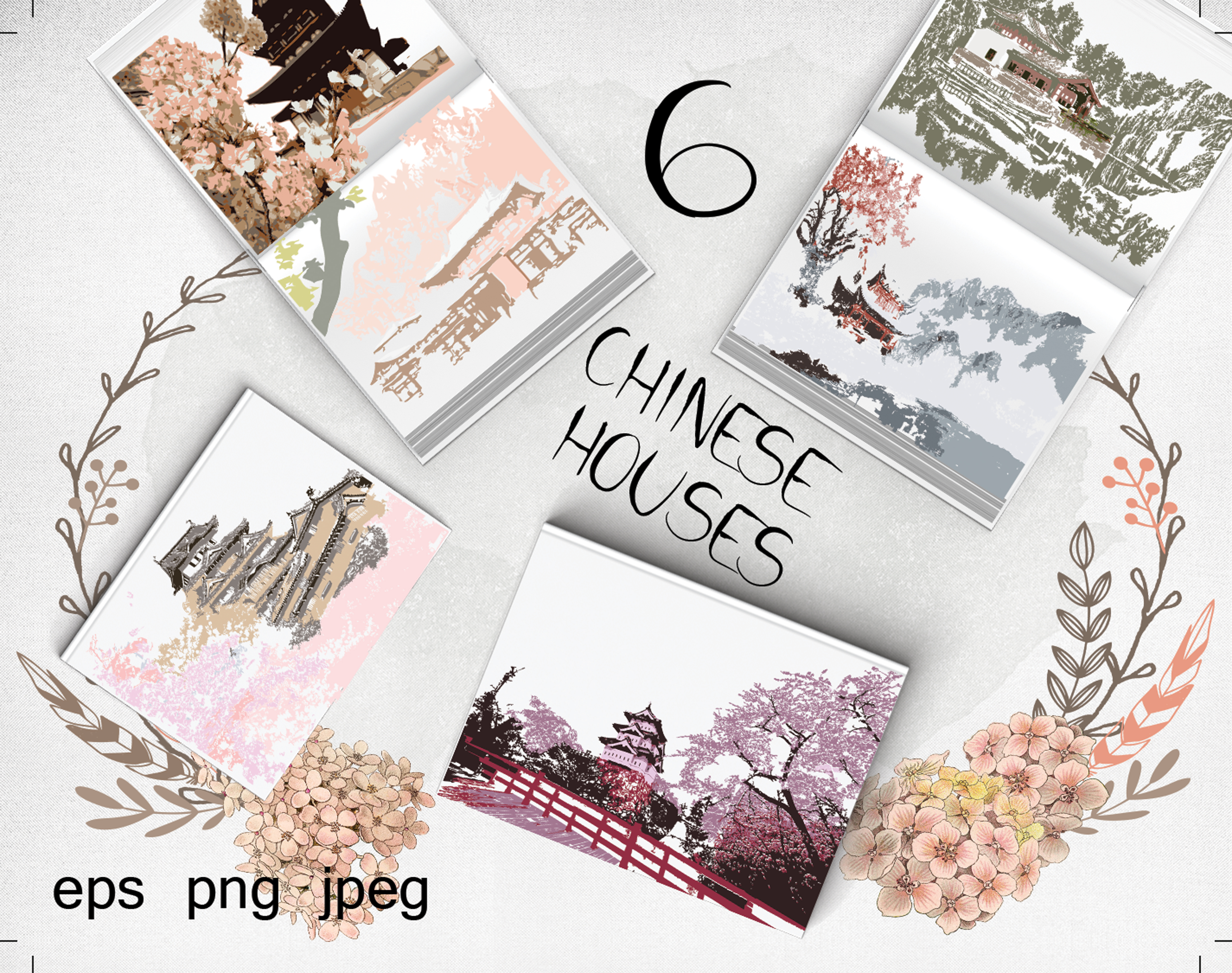 Project on the Chinese theme example image 3