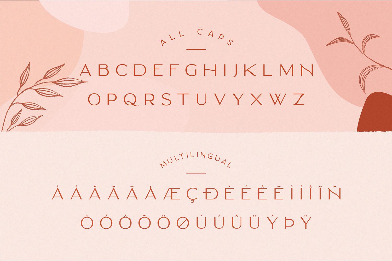 Classy Marisa - Elegant Fashion Stylish Typeface example image 21