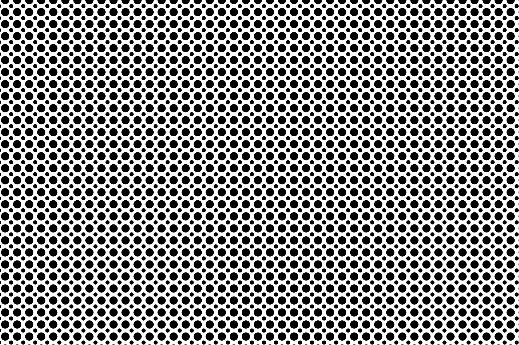 Set of dotted seamless patterns. example image 17
