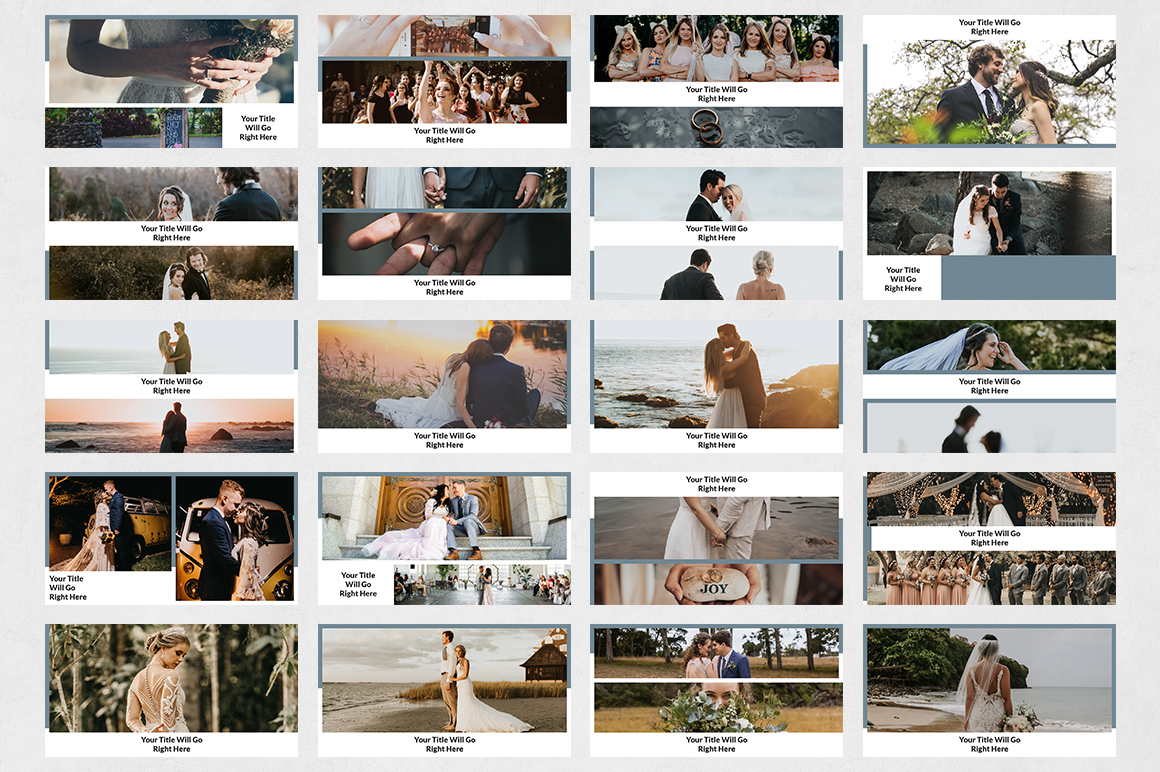 Wedding Facebook Posts example image 7