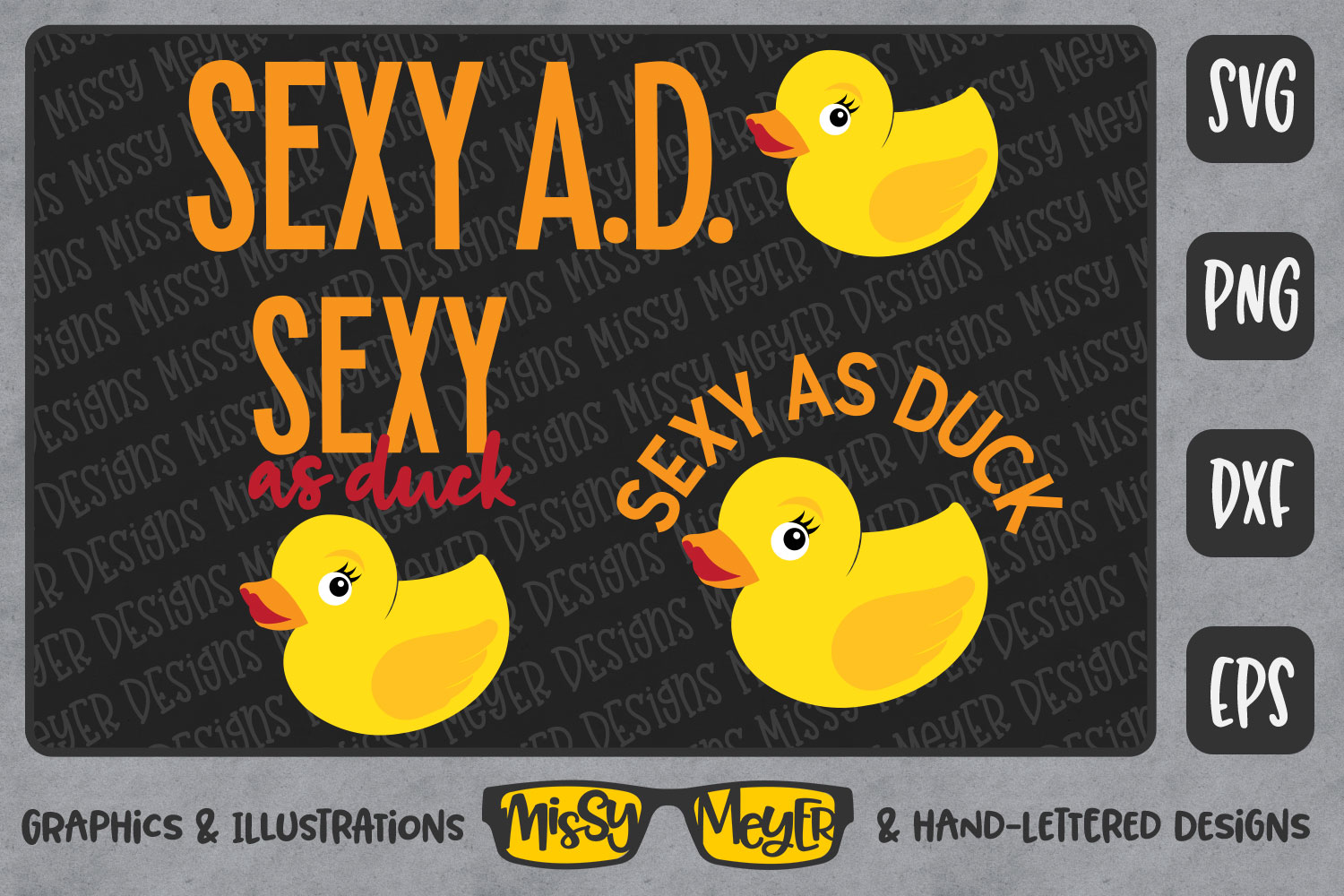Rubber duck sexy