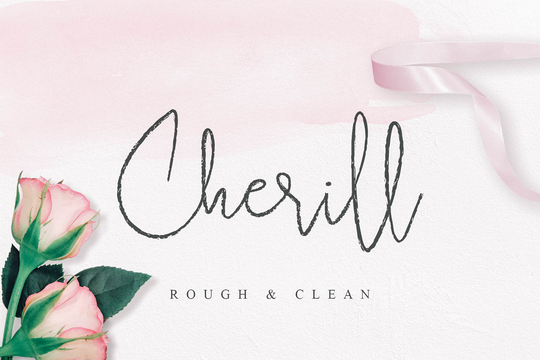 Cherill Rough & Clean example image 1