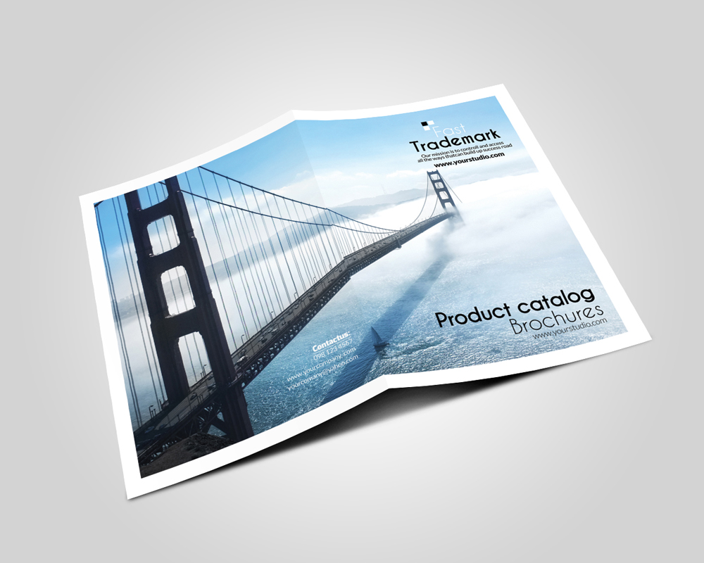 Business Solution Bifold Brochures example image 2
