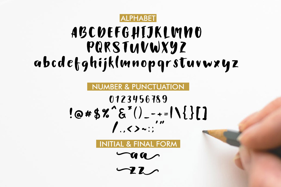 Porky Typeface example image 7