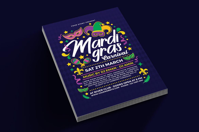 Mardi Gras Carnival example image 2