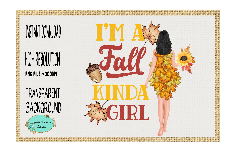 I'm A Fall Kinda Girl example image 1