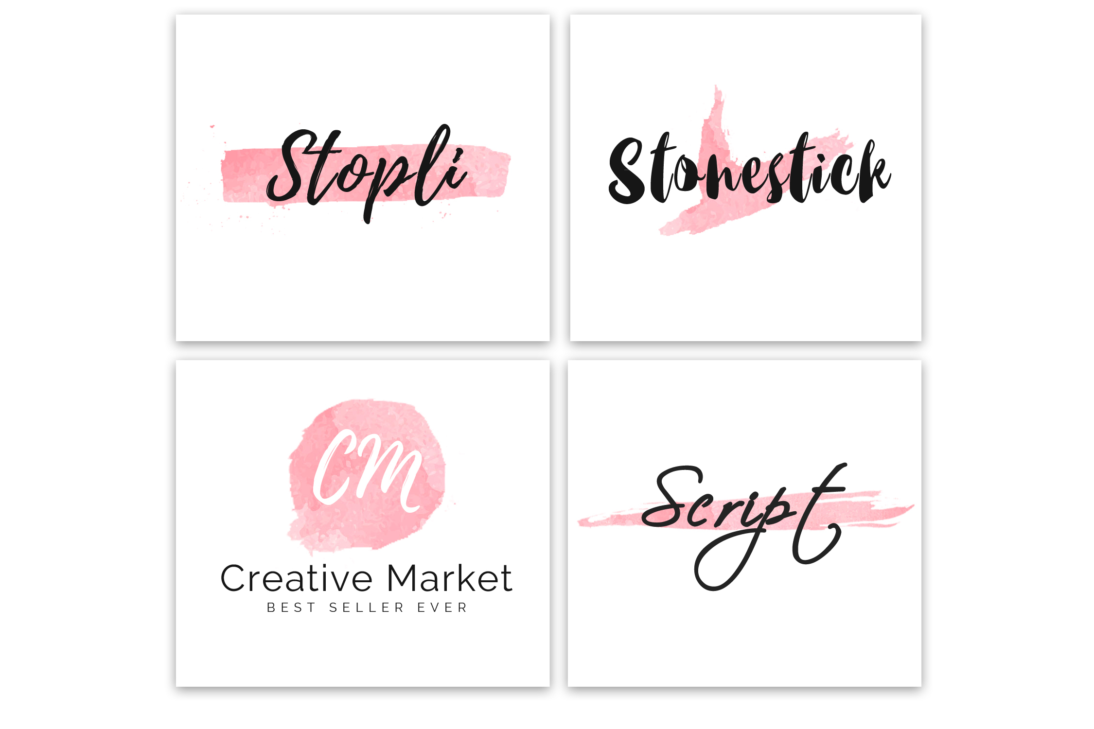 65 Best Branding Logo Templates example image 4