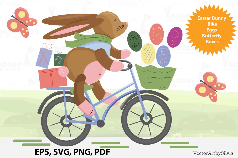 Easter Bundle - Cut Files - 5 Designs example image 19