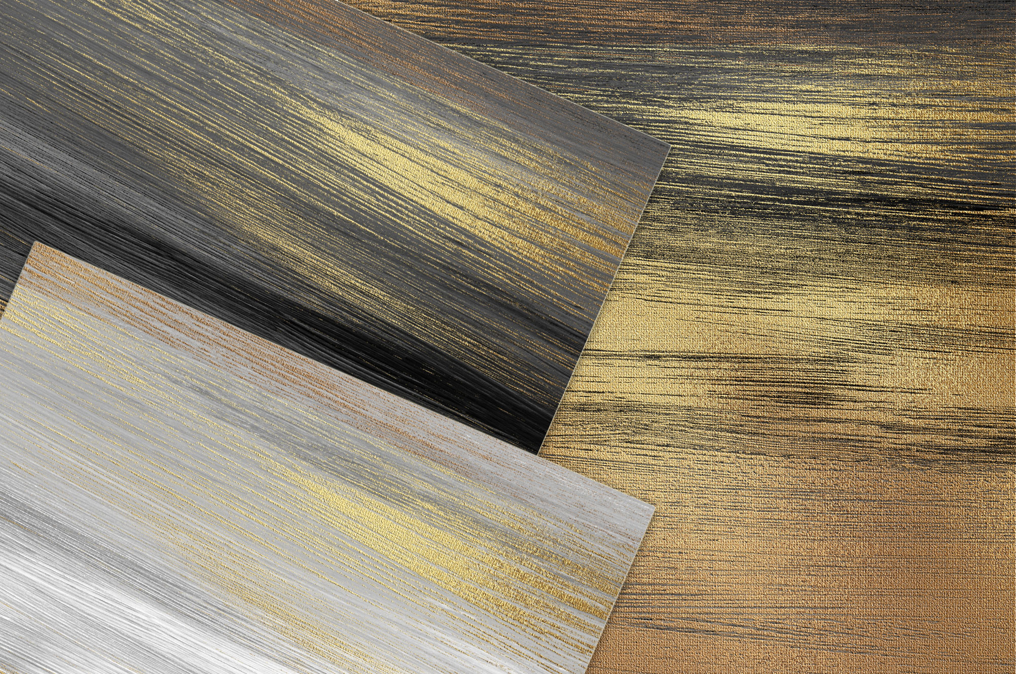 Gold Oil Paint Backgrounds example image 10