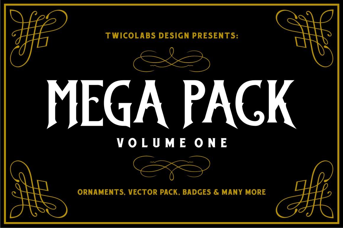 Twicolabs Mega Pack example image 1