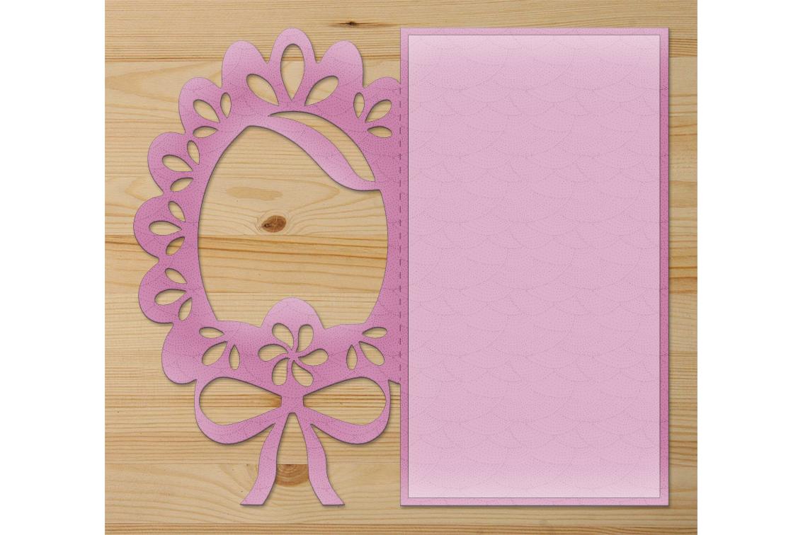 Frame Card (Half Fold) example image 1