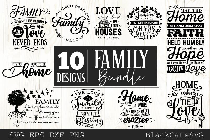 Mega Bundle 400 SVG designs vol 1 example image 9