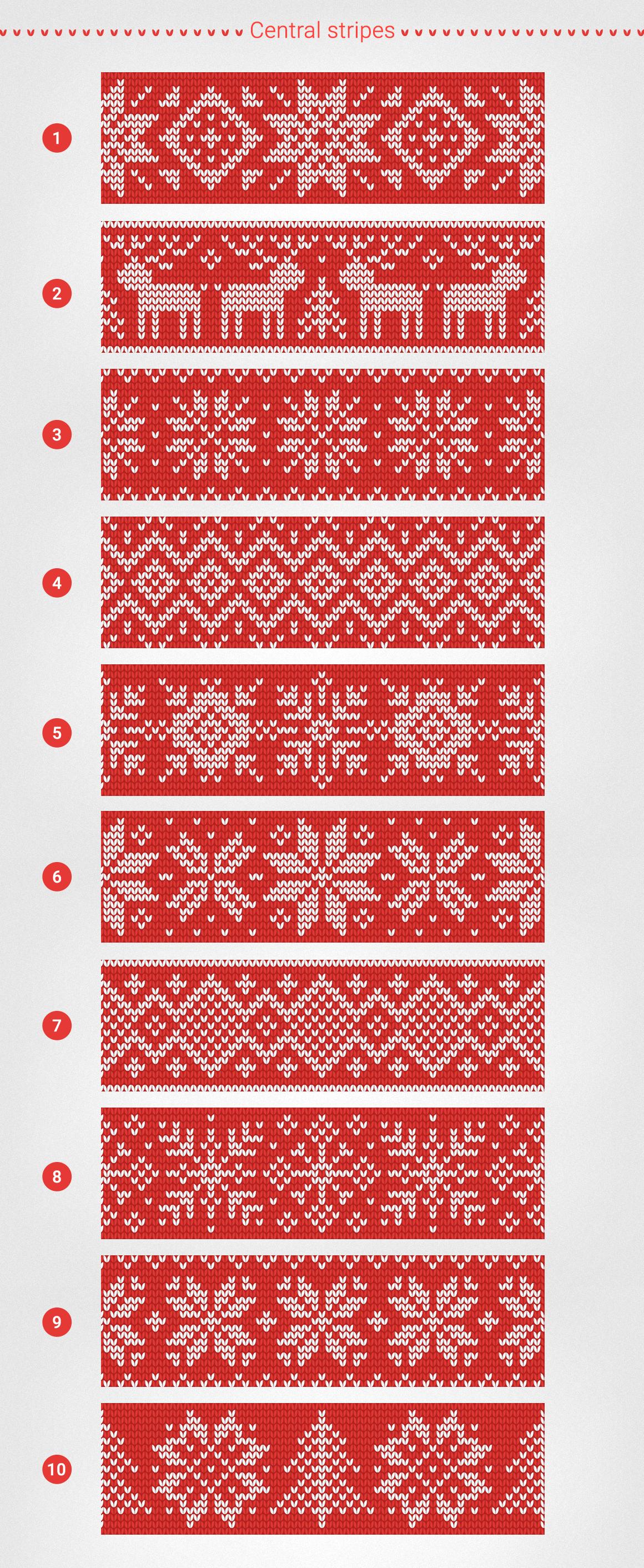 1000 Knitting Patterns Generator example image 7