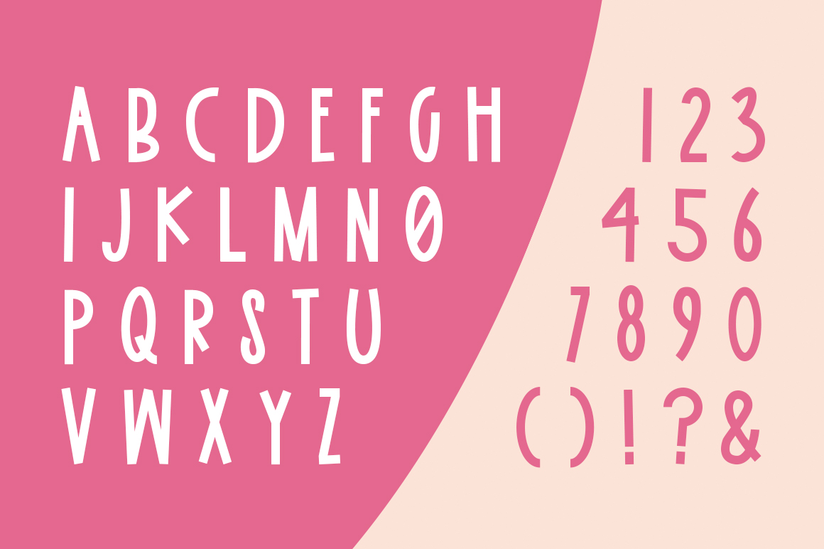Yesterday Font example image 5