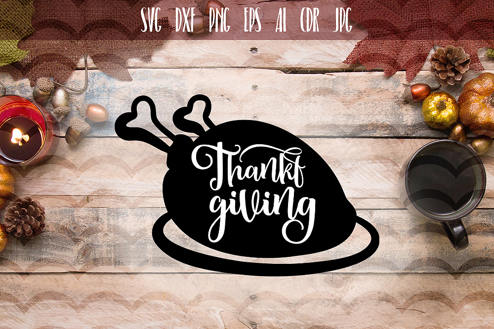Thanksgiving SVG example image 1